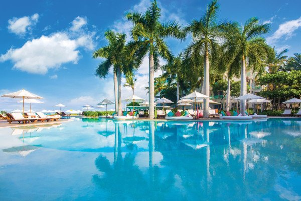 The Palms Turks & Caicos - Spa Vacations