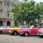 Old Car Taxi Options by the Capital