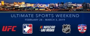 Ultimate Sports Weekend Back In Las Vegas