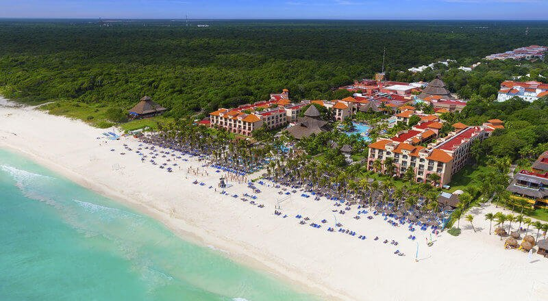 Sandos Playacar Beach Experience Resort - Riviera Maya Vacations