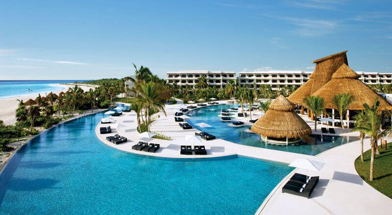 Secrets Maroma Beach Riviera Cancun - Solo Travel and Singles Vacations