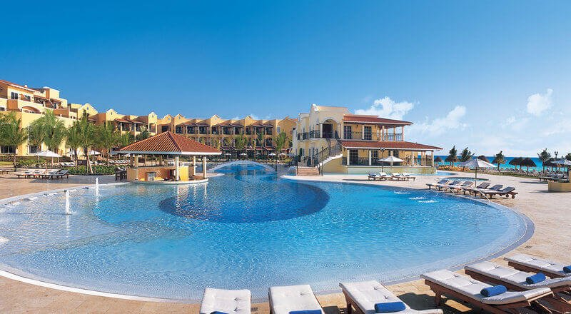 Secrets Capri Riviera Cancun - Adults Only Vacations