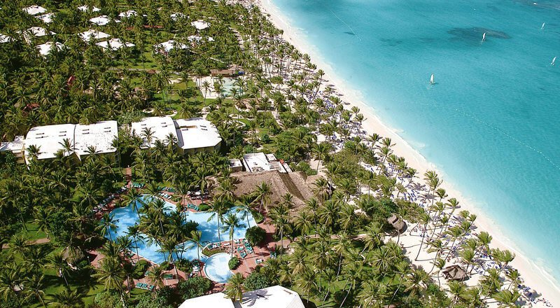 Grand Palladium Punta Cana Resort & Spa - Punta Cana Vacations