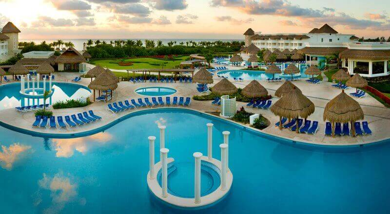 Grand Sunset Princess All Suite Resort - Riviera Maya Vacations