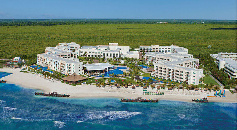 Secrets Silversands Riviera Cancun - Solo Travel and Singles Vacations