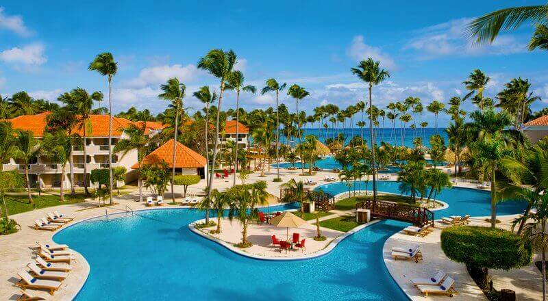 Dreams Palm Beach Punta Cana - Punta Cana Vacations