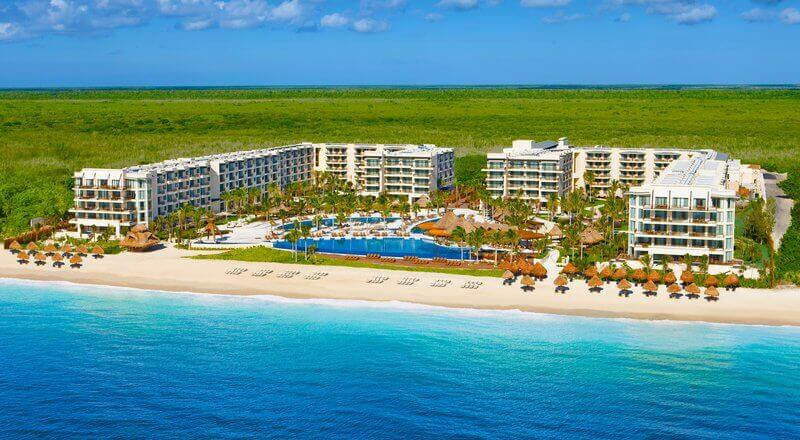Dreams Riviera Cancun Resort & Spa - Solo Travel and Singles Vacations