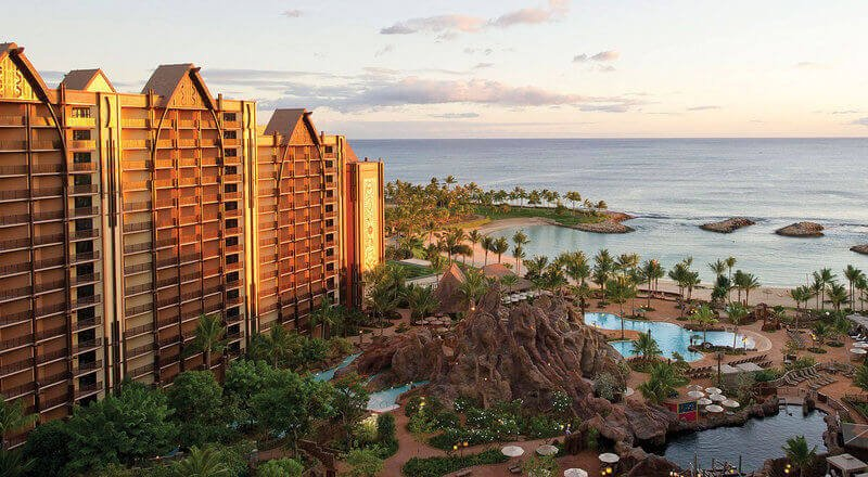 AULANI, A Disney Resort & Spa - Luxury Vacations