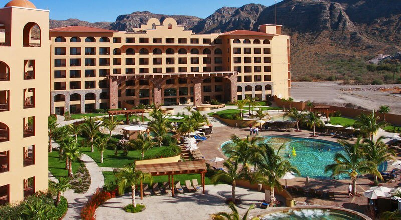 Villa del Palmar Beach Resort Loreto - Luxury Vacations