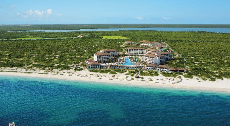 Secrets Playa Mujeres Golf & Spa Resort - Solo Travel and Singles Vacations