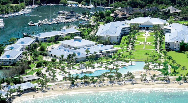 Riu Palace St. Martin - Solo Travel and Singles Vacations