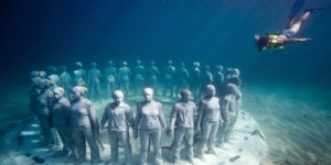 6 Great Underwater Museums
