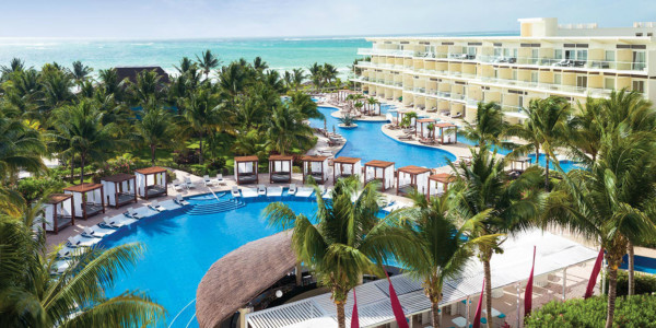 Azul Beach Resort Riviera Cancun - All Inclusive Vacations