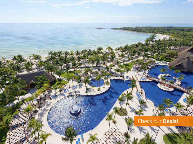 Barceló Maya Beach Resort - Spa Vacations