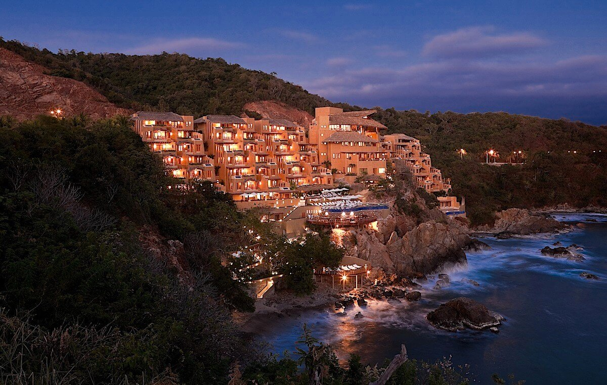 Capella Ixtapa Resort & Spa - Solo Travel and Singles Vacations