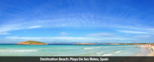 Destination Beach: Playa De Ses Illetes, Spain