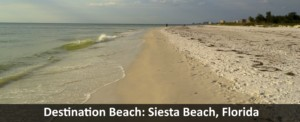 Destination Beach: Siesta Beach, Florida