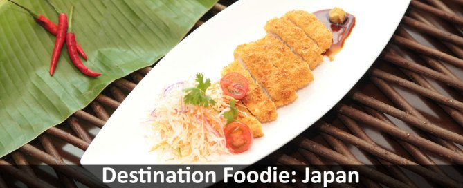 Destination Foodie: Japan