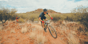 Easter In The Alice Mountain Bike Race
