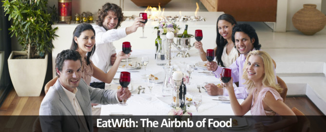 EatWith: The Airbnb of Food