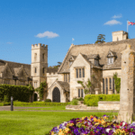 Ellenborough Park, England