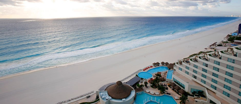 ME Cancun by Melia - Spa Vacations