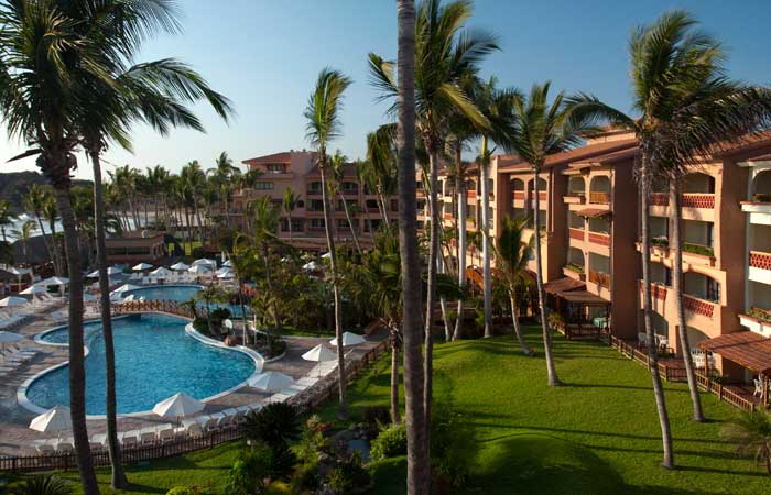 Pueblo Bonito Mazatlán Resort - Destination Weddings