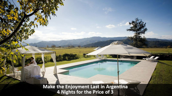 Make the Enjoyment Last in Argentina