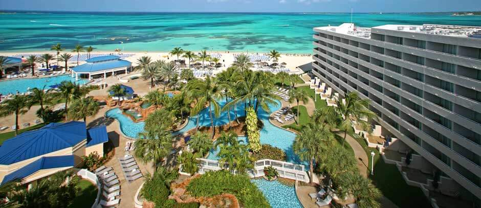 Melia Nassau Beach - Spa Vacations