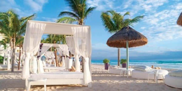 Now Emerald Cancun Resort & Spa - Spa Vacations