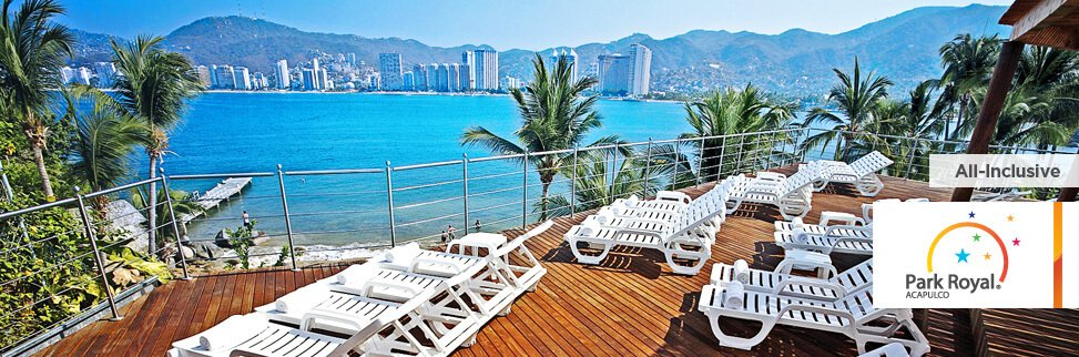 Park Royal Acapulco - Spa Vacations