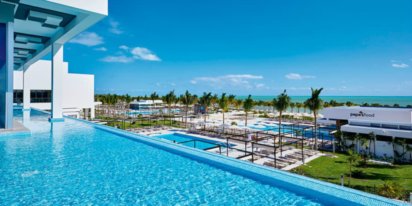 RIU Palace Costa Mujeres - Spa Vacations