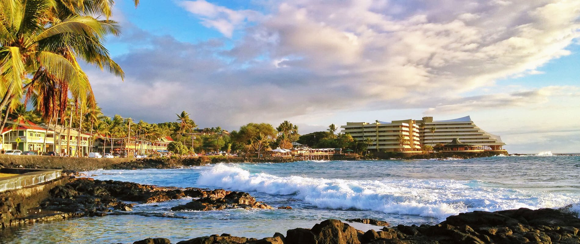 Royal Kona Resort - Honeymoons