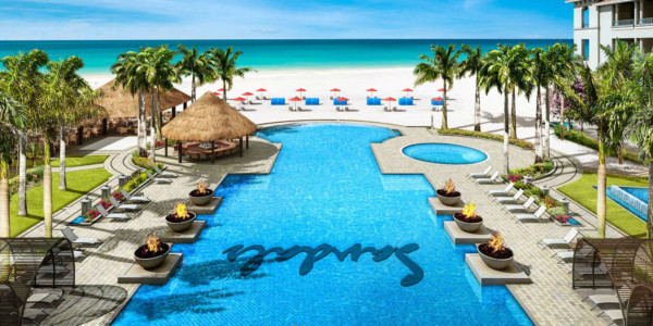 Sandals Royal Barbados - Spa Vacations