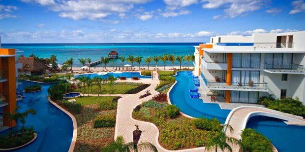 Secrets Aura Cozumel - Honeymoons
