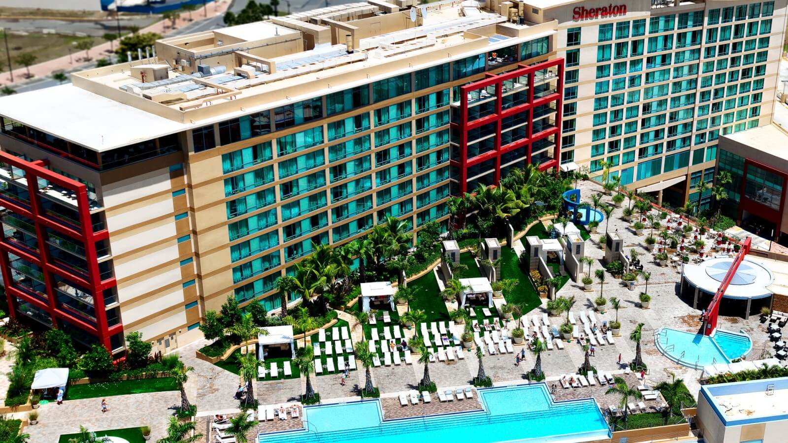 Sheraton Puerto Rico Hotel & Casino - Honeymoons
