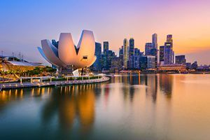 Silversea Luxury World Cruise 2020 - Singapore