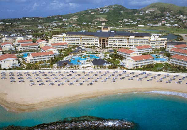 St. Kitts Marriott Royal Beach Casino - Spa Vacations