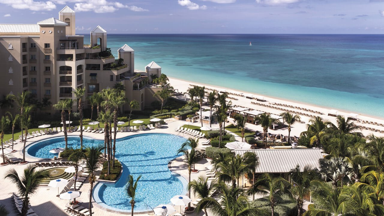 The Ritz Carlton, Grand Cayman - Spa Vacations
