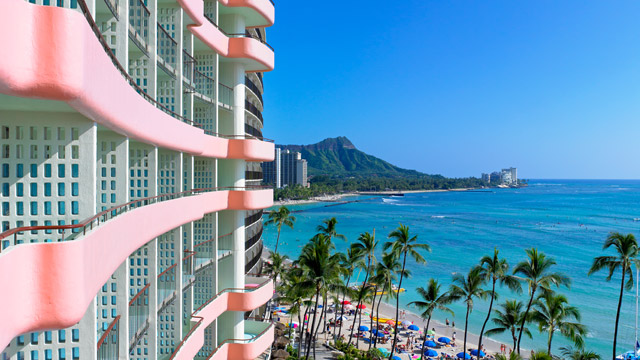 The Royal Hawaiian, Luxury - Spa Vacations