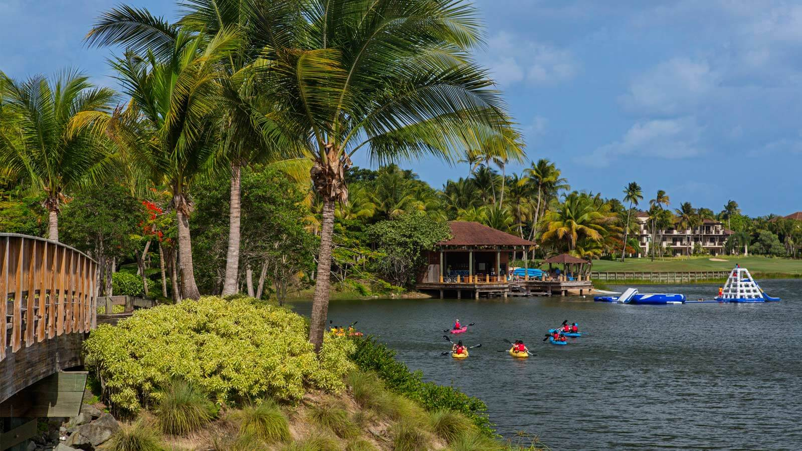 The St. Regis Bahia Beach Resort - Spa Vacations