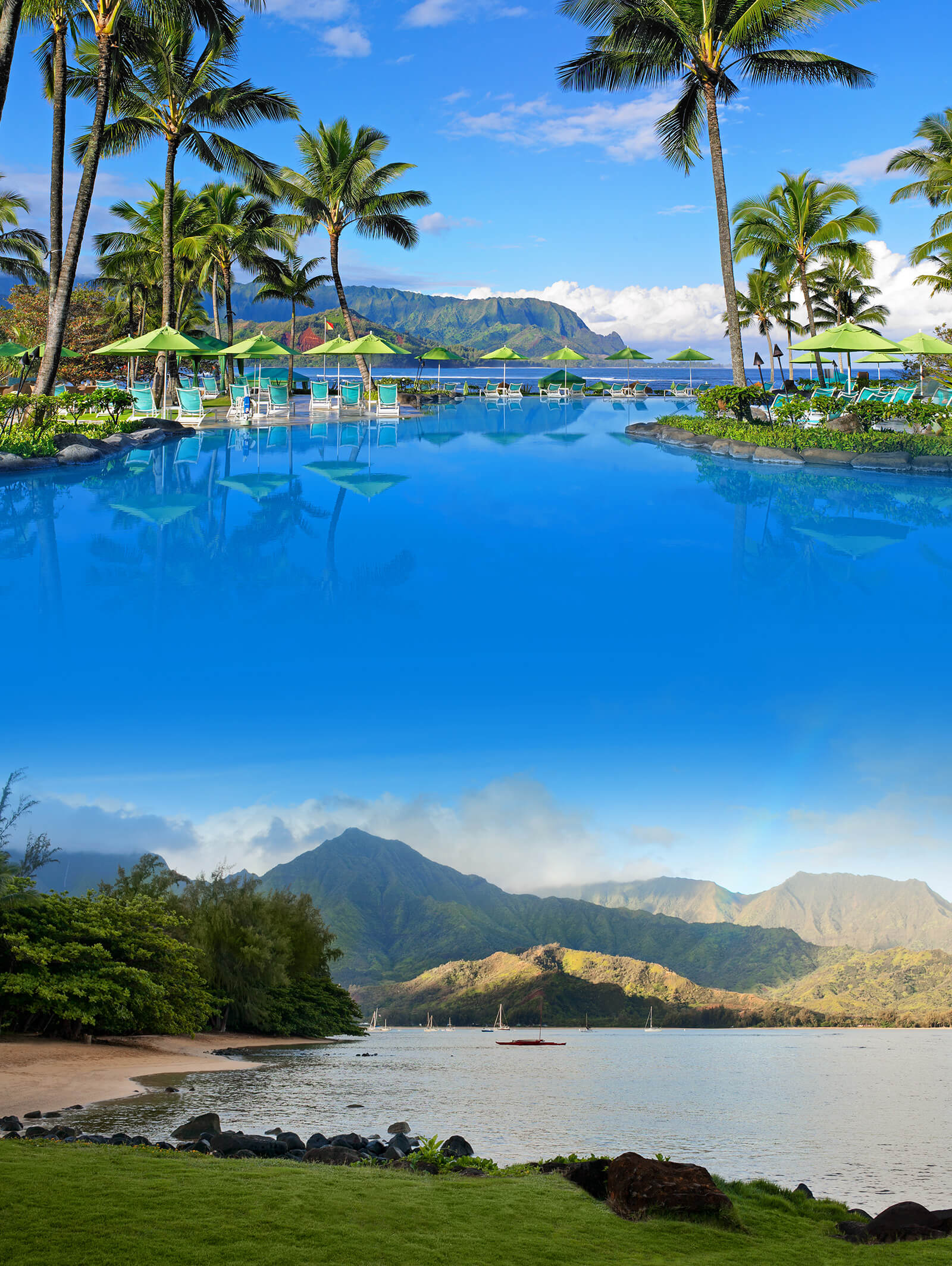 The St. Regis Princeville Resort - Spa Vacations
