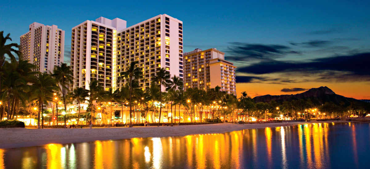 Waikiki Beach Marriott Resort and Spa - Spa Vacations