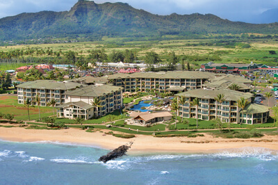 Waipouli Beach Resort & Spa by Outrigger - Honeymoons
