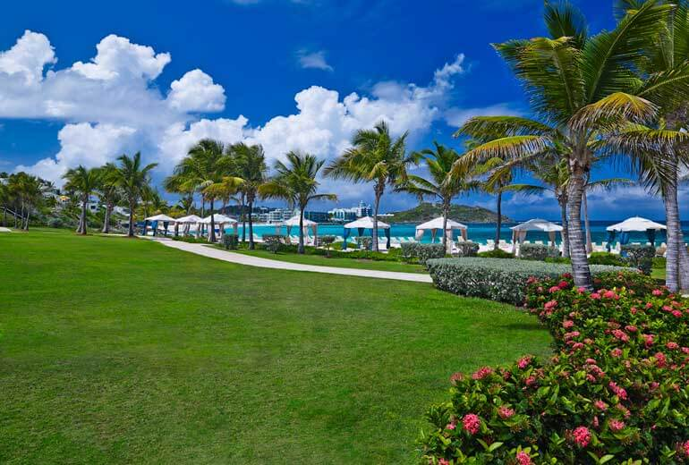 Westin St Maarten Dawn Beach Resort - Spa Vacations