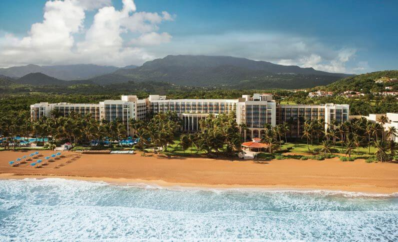 Wyndham Grand Rio Mar Beach Resort & Spa - Puerto Rico Vacations