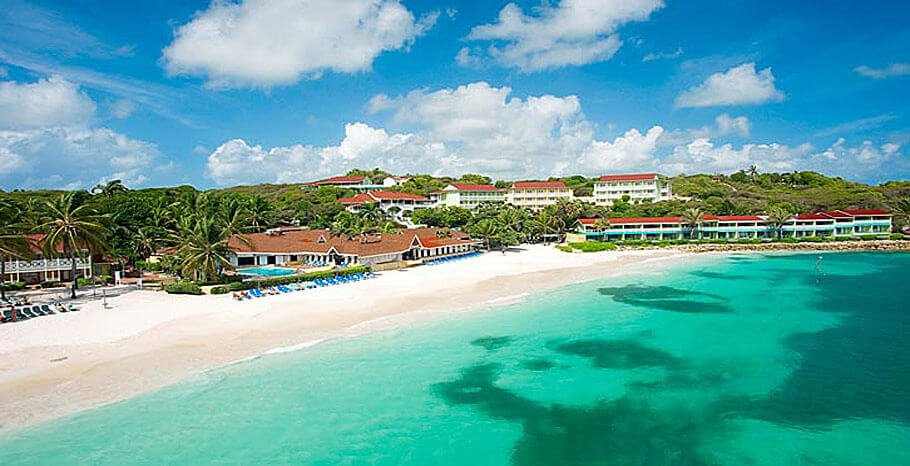 Grand Pineapple Beach Antigua - Solo Travel and Singles Vacations