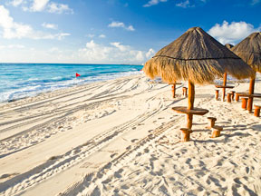Cancun Summer Vacation