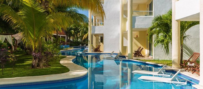 El Dorado Seaside Suites - Honeymoons