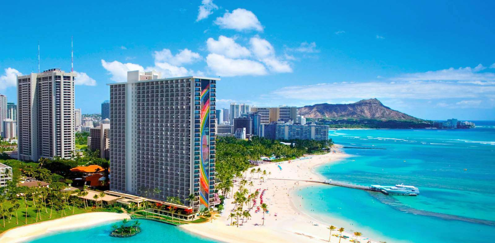 Hilton Hawaiian Village Waikiki Beach - Solo Travel and Singles Vacations